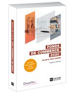 Fonds de commerce 2020