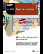 Bulletin spécial Protection des données personnelles