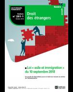 Bulletin spécial Loi « asile et immigration »