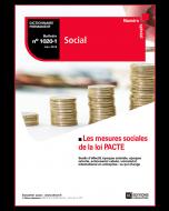 Les mesures sociales de la loi PACTE