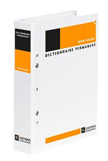 Dictionnaire Permanent Action sociale