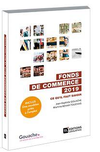 Fonds de commerce 2019