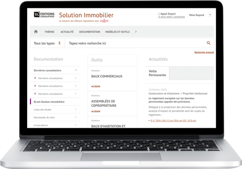 Solution Immobilier