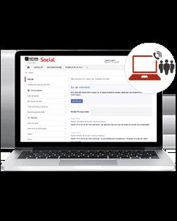 ELnet Services + Social