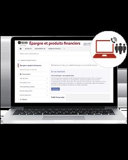 Épargne et produits financiers - ELnet Services +