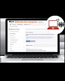 Difficultés des entreprises - ELnet Services +