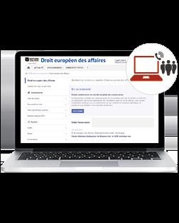 Droit européen des affaires - ELnet Services +