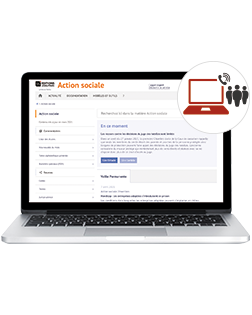Action sociale - ELnet Services +