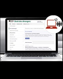 Droit des étrangers - ELnet Services +