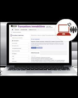 Transactions immobilières - ELnet Services +