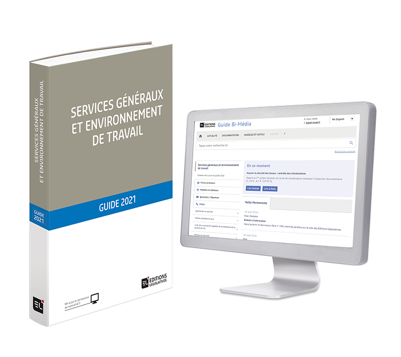 Guide Services généraux et environnement de travail