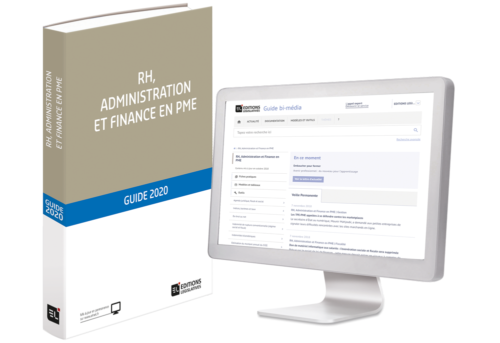 Guide RH, Administration et Finance en PME