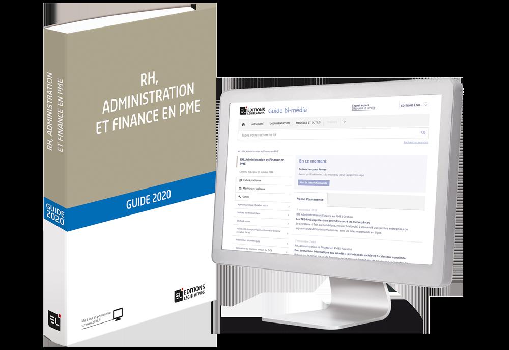 Guide RH, Administration et Finance en PME