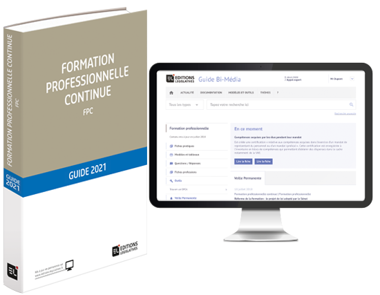 Guide Formation professionnelle continue