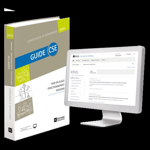 Guide Cse Passez Au Comite Social Et Economique Editions Legislatives