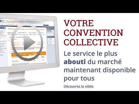 Votre Convention Collective A L Unite Texte Integral Editions