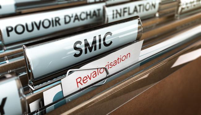 Le groupe d'experts sur le Smic recommande moins de revalorisations automatiques