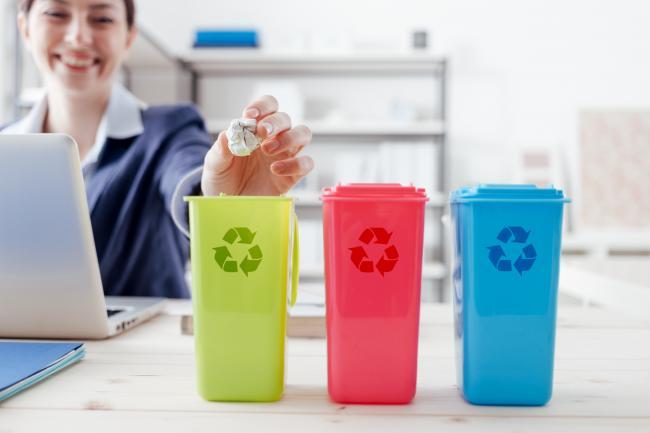 Tri des déchets par les entreprises : cinq flux trop oubliés