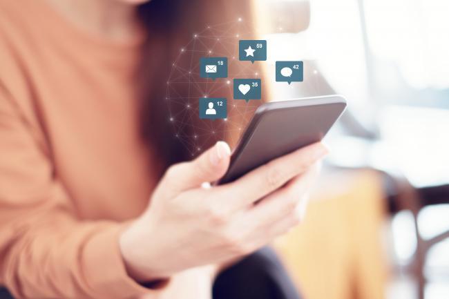 Les réseaux sociaux, à la frontière entre vie privée et vie professionnelle