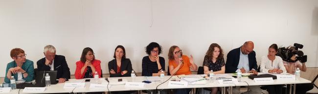 La CGT lance une action de groupe contre les inégalités F/H à la Caisse d'Epargne