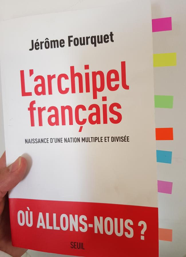 [Note de lecture] La France désunie