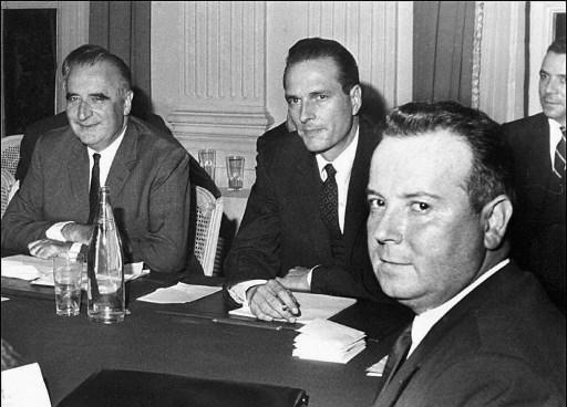 Jacques Chirac et le monde du travail : de l'ANPE à la fin de l'autorisation administrative de licenciement, de Mai 68 au plan Juppé, du CPE à la négociation préalable aux projets de loi