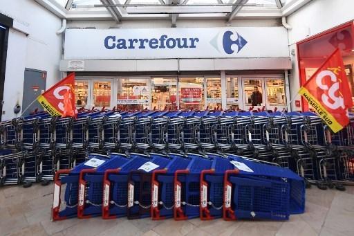 """""""Utilisation frauduleuse du CICE"""" : le pari audacieux d'un syndicat CGT de Carrefour pour stopper une réorganisation"""