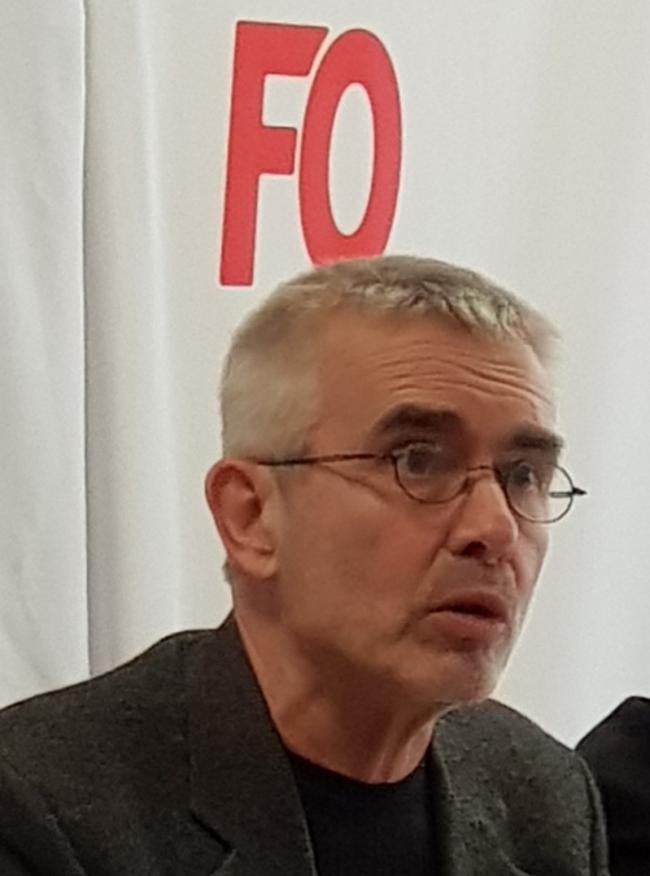 """Yves Veyrier, FO : """"C'est le marché du travail qui crée les injustices en matière de retraite, pas le système actuel !"""""""