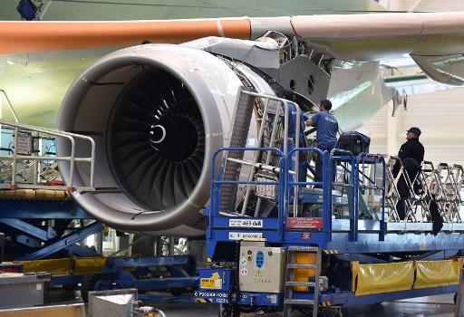 Airbus remet au travail une partie de ses salariés malgré l'opposition des syndicats