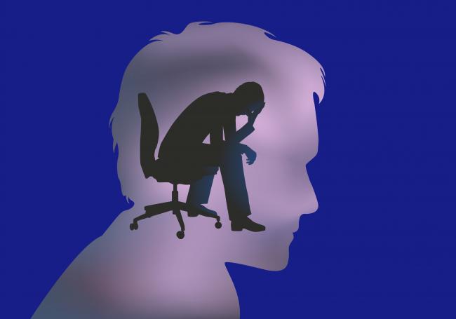 Le risque de suicide est beaucoup plus important chez ceux qui sont exposés aux risques psychosociaux au travail