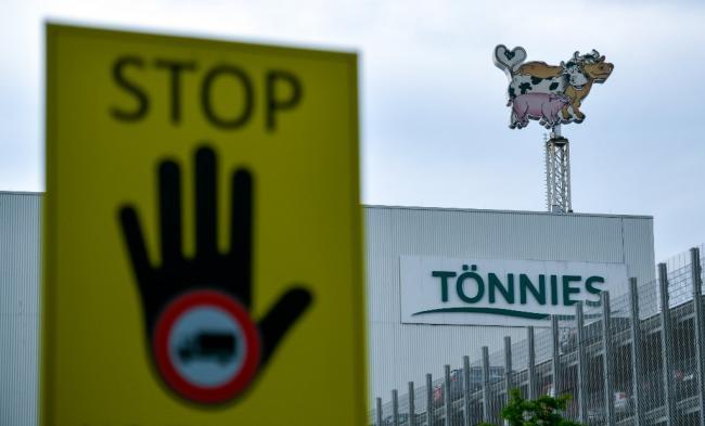 Coronavirus : que se passe-t-il dans les abattoirs ?
