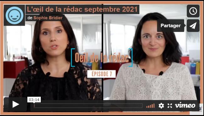 [Vidéo] L'œil de la rédac, épisode 7