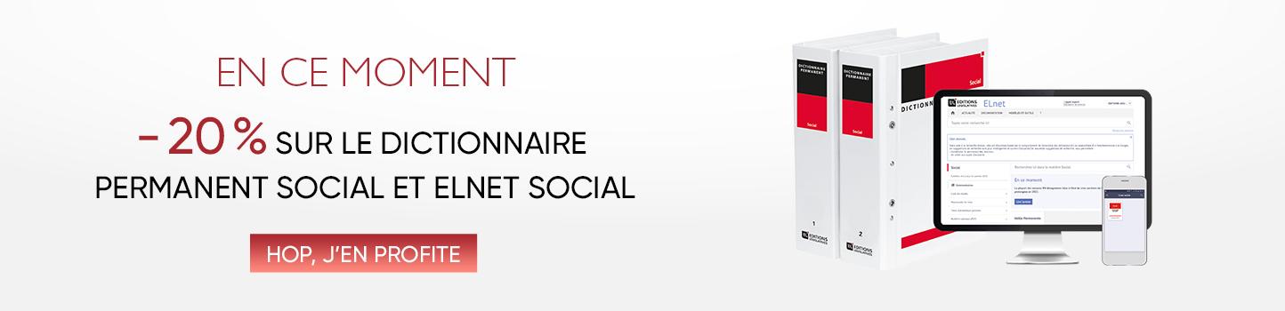 20% de remise sur la documentation Social
